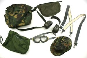SMALL LOT OF BRITISH ARMY & OVERSEAS USED SURPLUS ITEMS (AUC)