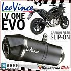 POT D'ECHAPPEMENT LEOVINCE LV ONE EVO CARBONE 8701 EVO II HONDA NC 750 DCT 2015