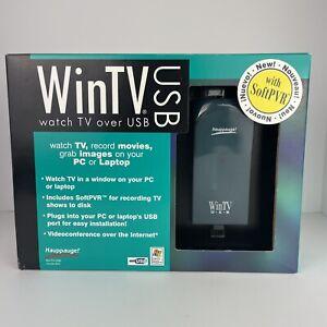 Hauppauge WinTV USB2 Model 602 New Sealed
