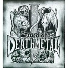 SWEDISH DEATH METAL 3 CD SET UNLEASHED GRAVE UVM NEU