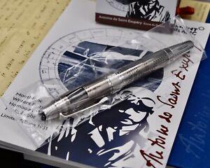 MONTBLANC 2017 Antoine de Saint-Exupery Writers Limited Ed. 1931 Fountain Pen M