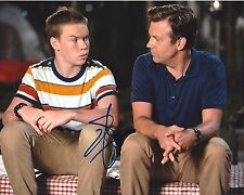 ACTOR WILL POULTER SIGNED WE'RE THE MILLERS MOVIE 8x10 PHOTO W/COA DETROIT