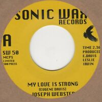 Joseph Webster (holy Grail) My Love Is So Strong Sonic Wax 50 Soul Northern moto