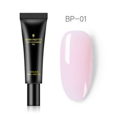 BORN PRETTY Quick Extension Builder UV Gel Poly Nail Polish Dual Forms Brush