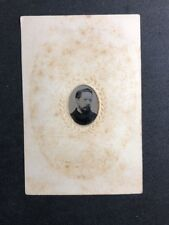 Victorian Carte De Visite CDV: Gem Tin Type: Anglo-American Photo Co