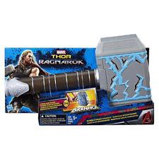 MARVEL THOR RAGNAROK Thor RUMBLE ataque Mazo Nuevo HASBRO