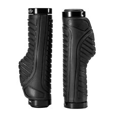 RockBros Cycling Bicycle Handlebar Grips Double Locking Non-slip Grips Black