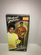 MICHAEL JACKSON SUPERSTAR OF THE 80S DOLL AMERICAN MUSIC AWARDS OUTFIT GLOVE