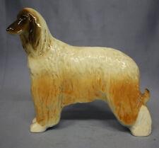 Afghane windhund Hund hundefigur porzellanfigur porzellan  figur lomonossov