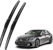 Genuine OE Set Front Windshield Wiper Blades For 2018-2020 Lexus LS500 LS500h
