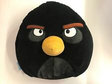 Black' Bomb ' Character Angry Bird Stuff Plush Toy 12 Inches