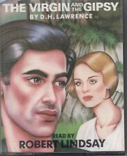 D H Lawrence Virgin And The Gipsy 2 Cassette Audio Book Romance Robert Lindsay