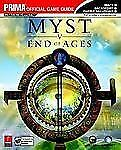 Myst V: End of Ages (Prima Official Game Guide), Bryan Stratton, Good Book
