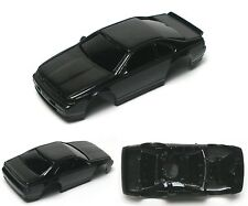 1992 TYCO Thunderbird SC Test Shot Slot Car Body Unused Stealthy TRIPLE BLACK!!!