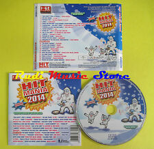 CD HIT MANIA 2014 compilation BENNY BENASSI BOB SINCLAR PLACEBO (C57*) no lp mc