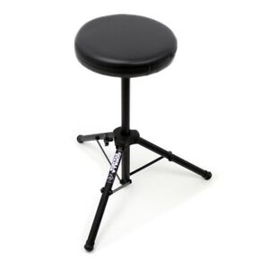 Gorilla GDT-100 High Quality Heavy Duty Double Padded Seat Drum Stool Throne