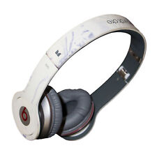 Beats By Dr Dre SOLO Wired Headband On-Ear Headphones Durable Compact  Stained