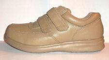 Bell-Horn Tan Monroe Therapeutic Diabetic Shoe  Size 8 W