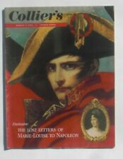Collier's Magazine Aug. 5, 1955 Lost Letters of Marie-Louise to Napoleon