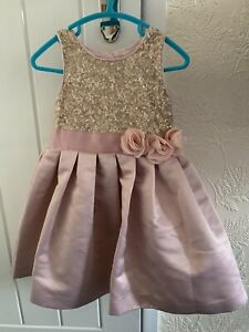 LOL Suprise Deep Pink Dressing Up Dress Age 3-4 Years Bnwt