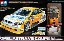 Opel Astra V8 Coupe DRM #7 Reuter - Finished Body - 1:24 Kit