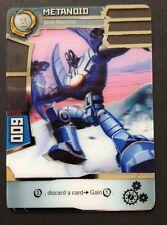 Redakai Metanoid Blue Machine Mint Conquer The Kairu 2002