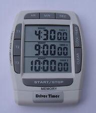 Driver Timer - HGV LGV Driving Rest Guard Hours - The Original!