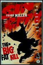 Dark Horse Comics SIN CITY The BIG FAT Kill #5 Frank Miller NM+ 9.6