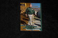 MIKE HOLMGREN 1998 UPPER DECK SIGNED AUTOGRAPHED CARD #P1 PACKERS COACH