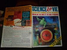 Science & Vie Michelin : 80 ans et 20 ans d avance ..1971