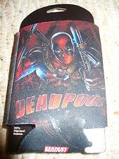 New!  Marvel Universe - Deadpool Foam Koosie , by ICUP