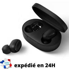 Écouteurs Oreillette Bluetooth sans Fil 5.0 Stéréo réduction Bruit Micro Sport