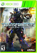 Transformers: Dark of the Moon Xbox 360 New Xbox 360