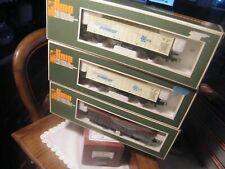 LIMA   -  Lot de 3 wagons en Ho