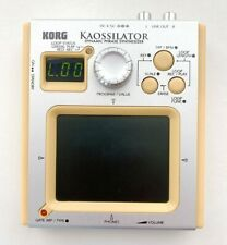 KORG KO1 KAOSSILATOR Dynamic Phrase Synthesizer Tested Excellent From Japan