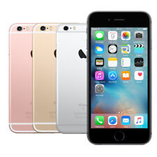 Apple iPhone 6S Smartphone - 64GB - Spacegrau Silber Rosegold Gold - Gut WOW