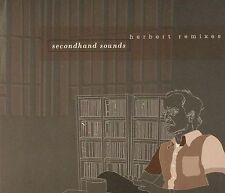HERBERT - Secondhand Sounds (2 CD Set RARE UK import remixes, 2002 Peacefrog)