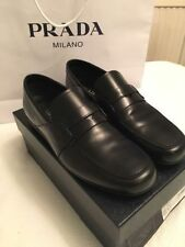 Loafers 100% Leather PRADA for Men