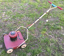 Huffman Model 160 Huffy Electric Push Lawnmower vintage westinghouse