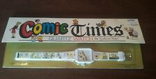 RARE 1986 SUTTON TIME BEETLE BAILEY COMIC STRIP VINTAGE CHARACTER WATCH NOS+BOX