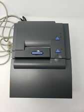 Ibm Toshiba 4610 2cr Pos Receipt Printer With Usb Amp Other Cord No Power Adapter