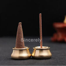 Incense Burner Cone Holder Plate for Stick & Cone Incense Tower Incense Bowl Box