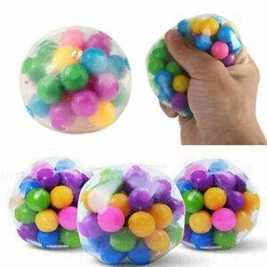 Anti Stress Knetball Sensory Fidget Toy Stressabbau Squeeze Ball Autismus ADHS