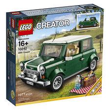 LEGO Exclusive 10242 Mini Cooper NIP fits 10189, 10220 CREATOR