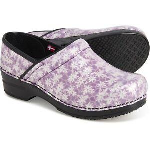 Size 39 (8 US) Sanita Clogs - 4 Styles (Hampden, Kinney, Lisbon)
