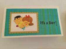 Vintage It's A Boy Birth Announcement American Greetings Unused Card Set of 12