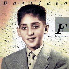 ADESIVO STICKER Franco Battiato Fisiognomica