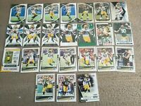2020 GREEN BAY PACKERS MEGA NFL Team Set 24 Card Prizm RCs Inserts AARON RODGERS
