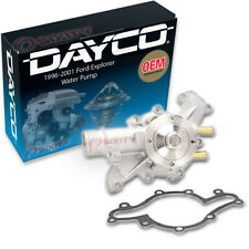 Dayco Water Pump for Ford Explorer 1996-2001 5.0L V8 - Engine Tune Up dj