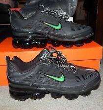 Men's Nike Air Vapormax 360 Metallic Triple Black Size 8 New